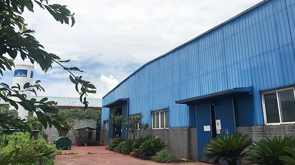 粉末工厂厂房
